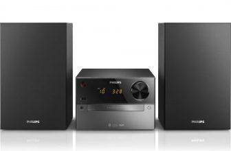 Microsistem audio Philips BTM2310/12, 15W RMS
