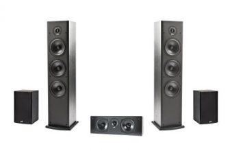 Sistem boxe 5.0 Polk Audio T50 + T30 + T15