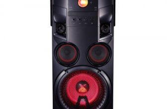 Sistem audio LG OM7560, 1000 W