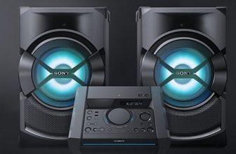 Minisistem audio Sony SHAKE-X3, 1200W