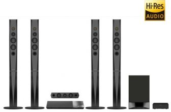 Sistem Home Cinema 5.1 Sony BDVN9200WB