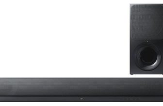 Soundbar subtire Sony HTCT390