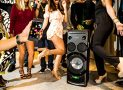 Sistem High Power audio Sony MHCV77DW