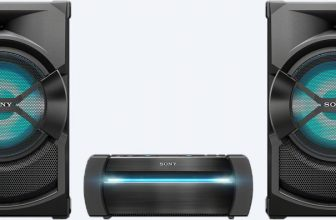 Sistem Audio Sony SHAKE-X30 High Power