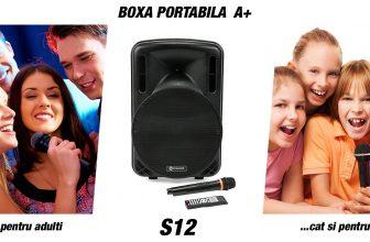Boxa portabila A+ S12