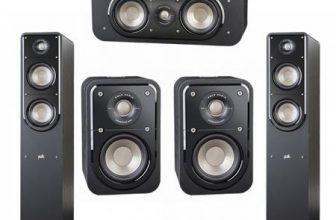 Sistem 5.0 Polk Audio Signature S50 + S30 + S10