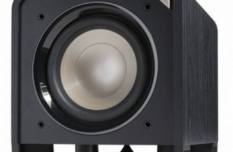 Subwoofer activ Polk Audio HTS 10, 200 W